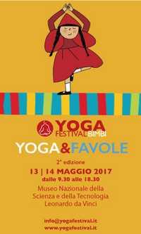 yoga&favole - yoga festival bimbi